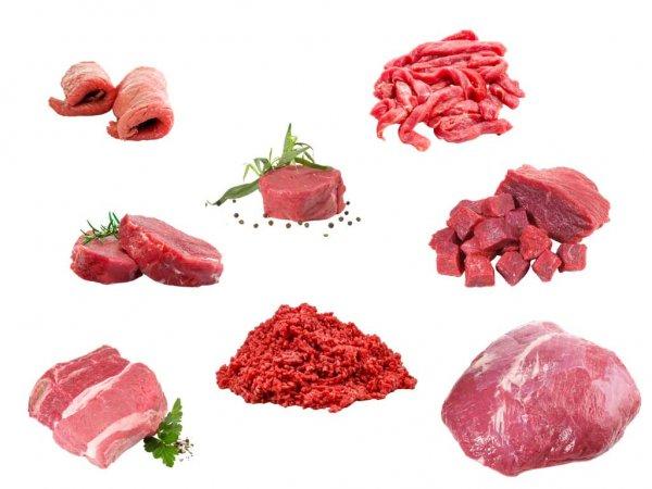 Weidefleisch Mischpaket Bio-Rindfleisch